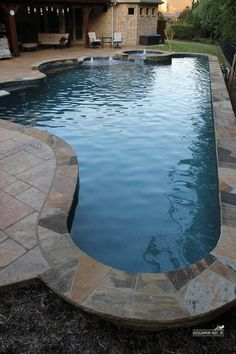interesting pool