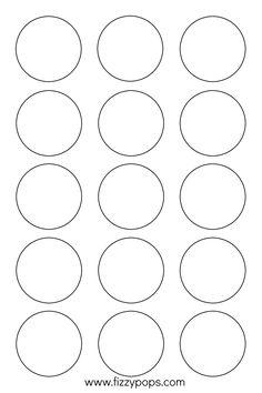 1 circle template for bottlecap images fun fonts printables computer tips pinterest. Black Bedroom Furniture Sets. Home Design Ideas
