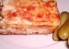 Hungarian Recipes, Monkey Business, Lasagna, Macaroni And Cheese, Food And Drink, Pizza, Dishes, Breakfast, Ethnic Recipes