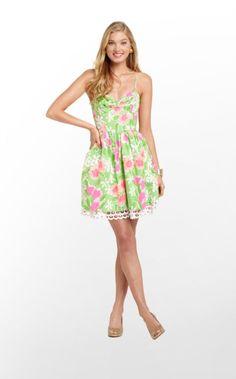 Macauley dress in Everything Nice $198