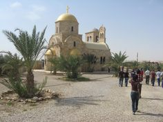 New Orthodox Church of St John the Baptist.