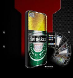 heineken new design - black for iphone 5