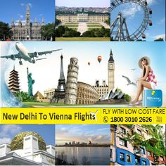 TripToWay is largest team leader of air travelling group in London, UK. We make some airlines air  ticket for Austria Tours. Airborne with us is that we are making their dreams fill tariff in Austria sky permit book New Delhi To Vienna Flights our travel around agency Trip To Way get in touch with to our agent 180030102626.