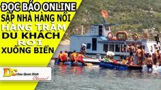 Đọc báo Online - Sập nhà hàng hàng trăm du khách rơi xuống biển - Tin tứ...
