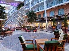 If you haven't been on Royal Caribbean's Oasis and Allure of the Seas, you are missing out on two of the COOLEST ships out there!      From- The Hottest Cruise Ship Bars : Daily Traveler : Condé Nast Traveler