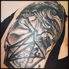 plague doctor tattoo #plaguedoctortattoo #doktorzaraza #plaguedoctor #tattoo #blacktattoo