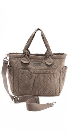 22059df6dd182 Marc by Marc Jacobs Pretty Nylon Eliz-a-Baby Bag Best Diaper Bag