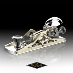 Tool making as an art has never been more obvious than the form and function of the HP-9 Dual Angle Block Plane. This beautifully crafted, dual-angle block plane has several distinguishing features making it one of the most interesting products in our thirty-two year history. #bridgecitytools #woodworking @handtools