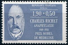 Prix Nobel, Nobel Prize Winners, Stamp, History, Cards, France, Characters, Historia, Stamps