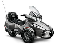 2013 Can-Am Spyder Roadster | Can-Am Roadster
