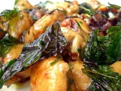 Skillet Gnocchi with Chard & White Beans   14 Low-Cal Meals That Will ...