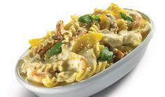 Pasta-con-salsa-de-durazno-y-chipotle