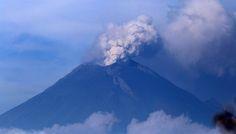 En México, el volcán Popocatepetl | Noticias de Earth Chronicles