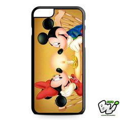 Mickey Dinner With Minnie Mouse iPhone 6 Plus Case | iPhone 6S Plus Case