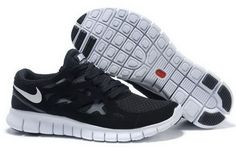 Black Nike Free Run 2 Mens Hot - Freen Run