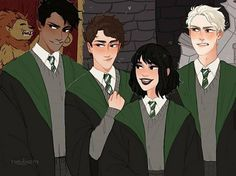 One-Shots E Imágenes: Drarry, Blairon, Pansmione Fanart Harry Potter, Harry Potter Ships, Harry Potter Universal, Harry Potter Fandom, Harry Potter Memes, Harry Potter World, Potter Facts, Drarry, Dramione