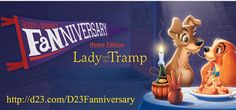 The D23 Fanniversary