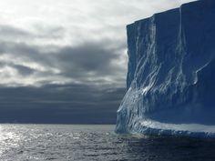 Isberg Cemetary, South Orkney Island, Antarctica