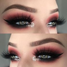 """4,289 Likes, 19 Comments - SigmaBeauty.com (@sigmabeauty) on Instagram: """"Obsessed with this #eyemakeup by @divide.n.contour using our fan-favorite Wicked Gel Liner. 30% OFF…"""""""