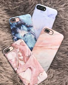 Elemental Cases iPhone 6 Plus, 7 & 7 Plus Cases saved to iPhone 7 & 7 Plus Marble Case in Rose, Smoked Coral, Geode & Northern Lights. Shops Cases for iPhone 6 Plus, 7 & 7 Plus from Elemental Cases now! Cute Cases, Cute Phone Cases, Iphone 7 Plus Cases, Case For Iphone, 6s Plus Case, Accessoires Iphone, Coque Iphone 6, Marble Case, Marble Iphone Case
