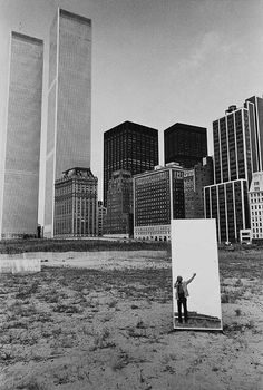 N. Jay Jaffee - Self Portrait (1979)