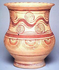 STASIOTIKA: LA CERÁMICA IBÉRICA PINTADA DE LOS ESTILOS DE ELCHE Y ARCHENA Spain History, Art History, Vases, Roman Art, Ancient Rome, Wicca, Archaeology, Pottery, Antiques
