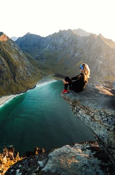 Looking to travel to Lofoten, Norway but not sure where to begin? Here are our top 7 amazing places you need to visit in Lofoten this Summer. Camping 3, Destination Voyage, Lofoten, Outdoor Travel, Where To Go, Travel Around, Lightroom Presets, Adventure Travel, Life Adventure