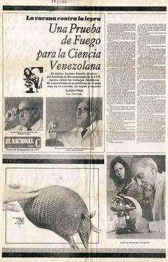 Entrevista a Jacinto Convit. Publicado el 28 de septiembre de 1979.