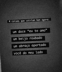 :: Quando? Agoooora! #mmat #meumundoandatão #seu Love Quotes, Inspirational Quotes, Special Words, How To Be Likeable, Sad Love, Love You More Than, Good Advice, Inspire Me, Sentences