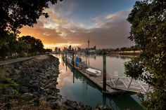 Westhaven Marina Auckland By @mil8ant on Instagram