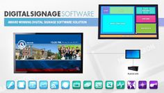 Digital Signage Software by ConnectedSign to Manage and Update Your Digital Signage with Ease!