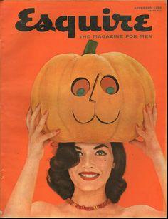 Esquire November 1955 - Ephemera Forever