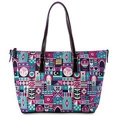 It's A Small World Dooney and Bourke Bags And LE Magic Bands Now Available Online!