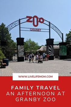 Family Travel: An Afternoon at Granby Zoo – Live. Traveling With Baby, Travel With Kids, Family Travel, Stuff To Do, Things To Do, Zoo Park, Double Strollers, Interactive Map, Family Day