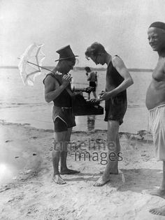 Freibad Wannsee. Germany, 1926