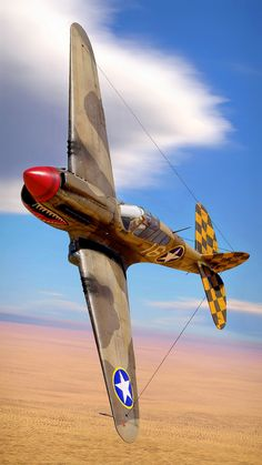Ww2 Planes, Military Photos, Ww2 Aircraft, Aeroplanes, Aviation Art, Color Theory, Tigers, World War, 1930s