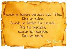 Dios lo sabe todo.