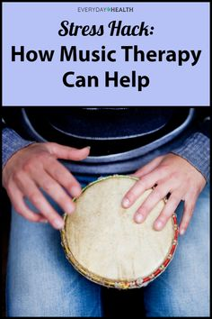 Learn why #music therapy may be your key to reducing #stress and dealing with #anxiety.