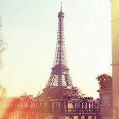 Eiffel Tower; Paris