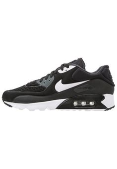#Nike #Sportswear #AIR #MAX #90 #ULTRA #SE #Sneaker #low #black/white/anthracite…