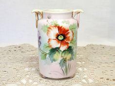 Antique Handpainted Vase Urn Nippon Morimura by twocheekychicks, $32.00