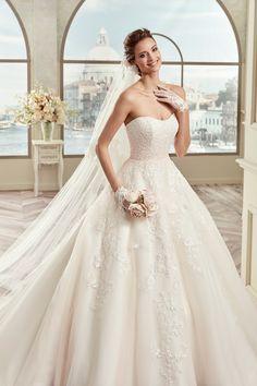 Wedding Dress Colet COAB17237 2017