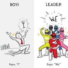La #differenza tra #boss e #leader. #noi. #difference #team #work #agency #agencylife #website #web #marketing #branding #logo #design #follow #picoftheday #bestoftheday #phooftheday #milan #milano #womboit