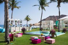 Anusha and Dhrumil | Shangri-La Barr Al Jissah Resort and Spa | Destination Weddings in Oman | WeddingSutra