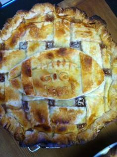 Texas A pie, I'm gonna have to make this!