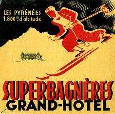 Francia - Luchon - Grand Hotel | Flickr - Photo Sharing!