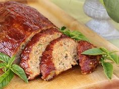 Healthier Meat Loaf Makeover Recipe from Betty Crocker