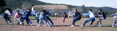 Juegos Populares y Tradicionales - Tiro de soga