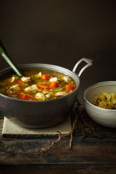 Vegetable Soup from Alex Farnum