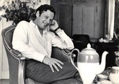 "mrepstein: "" Brian Epstein photographed in his Belgravia home, 1966 (photo by John Benton Harris for London Life magazine) "" Beatles Band, Les Beatles, Ringo Starr, George Harrison, Paul Mccartney, John Lennon, The Beetles, 5th Beatle, Liverpool"